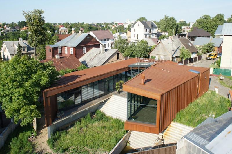 Casa Familiar - Architectural Bureau G.Natkevicius & Partners