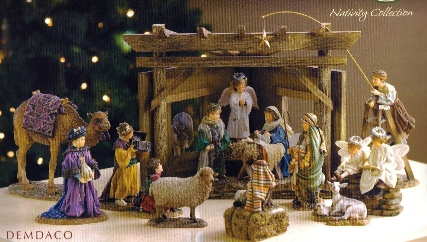 he made a way in a manger for me pdf