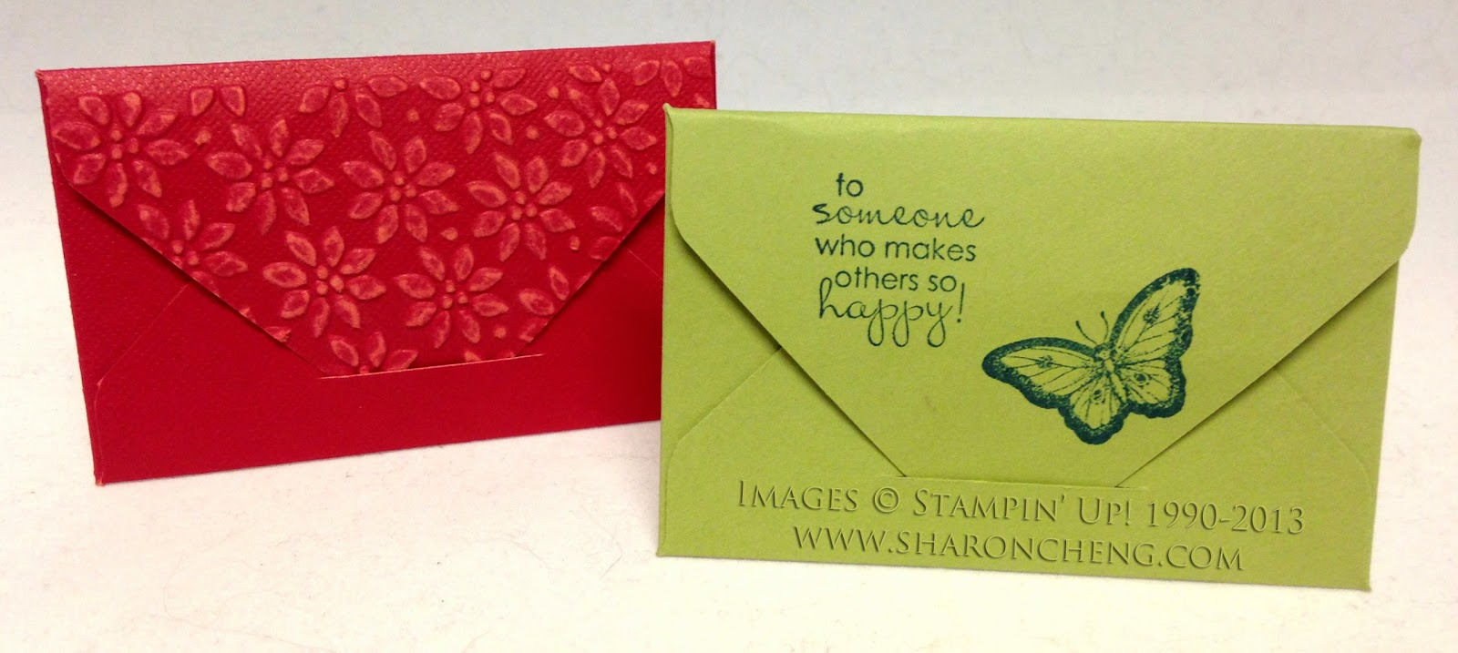 sharing creativity and company quick and easy gift card holder with