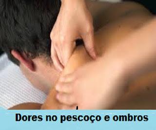Para tratamento, recuperação e alívio das dores nas costas, na coluna, nervo ciático, dores lombares, torcicolo, musculares, ombro, pescoço