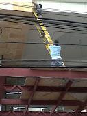 Seguridad en las obras....