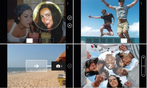 Nuove funzionalit software fotocamera per i Nokia Lumia