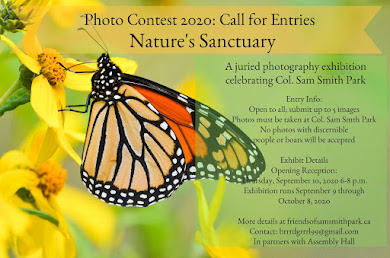 """NATURE'S SANCTUARY 2020"" - FOSS PHOTO EXHIBIT"