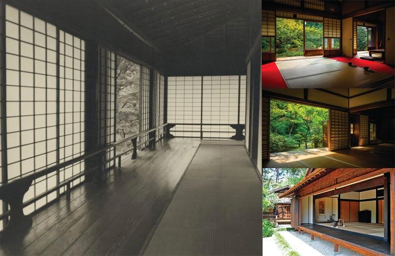 Introducci n 8 generalidades casa tradicional japonesa for Arquitectura japonesa tradicional