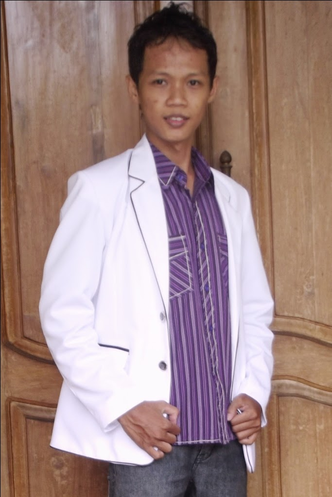 Hasil Jahitan RUDYS Tailor - Jas Pesanan SMP 3