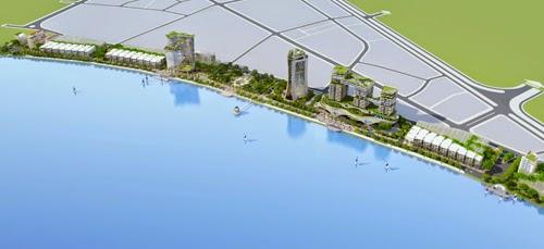 Động thổ khu phức hợp đô thị có tổng vốn đầu tư 2.200 tỷ đồng