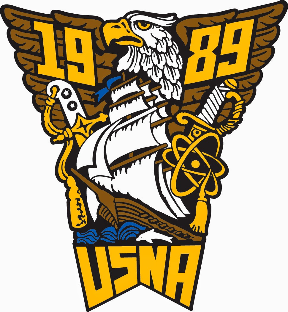 US Naval Academy Class of 1989