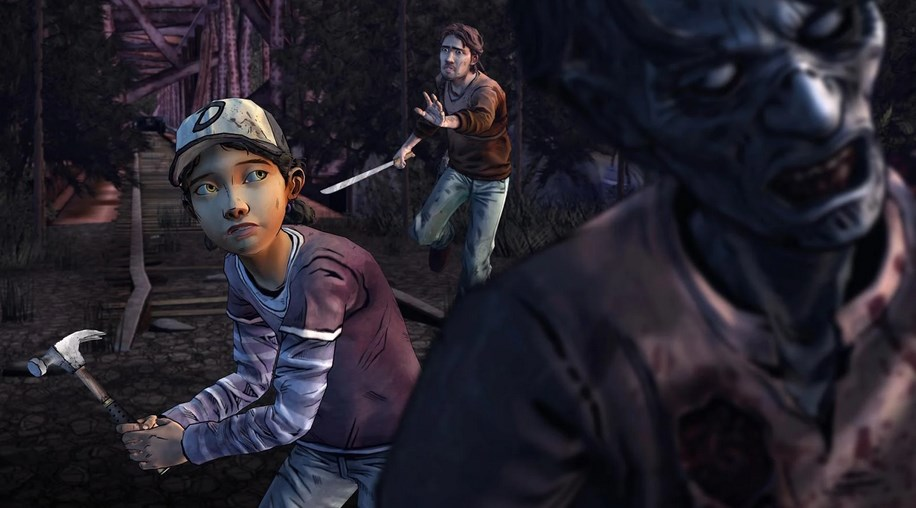 Game The Walking Dead Season Two Full