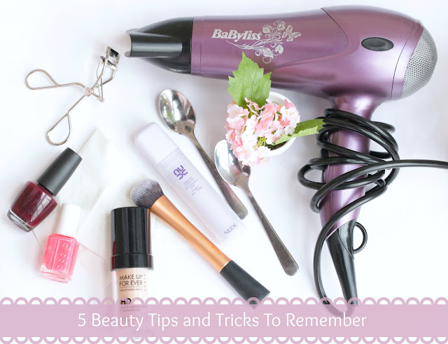 5 Beauty Tips and Tricks To Remember