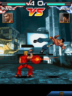 Tekken Mobile 320x240 nokia game