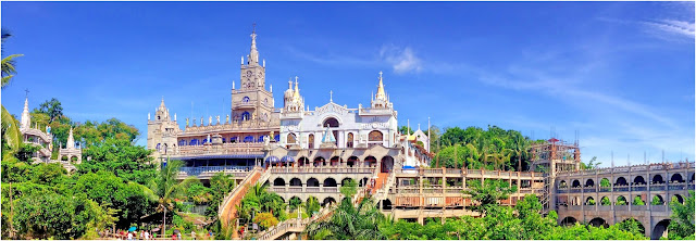 Simala Panorama View