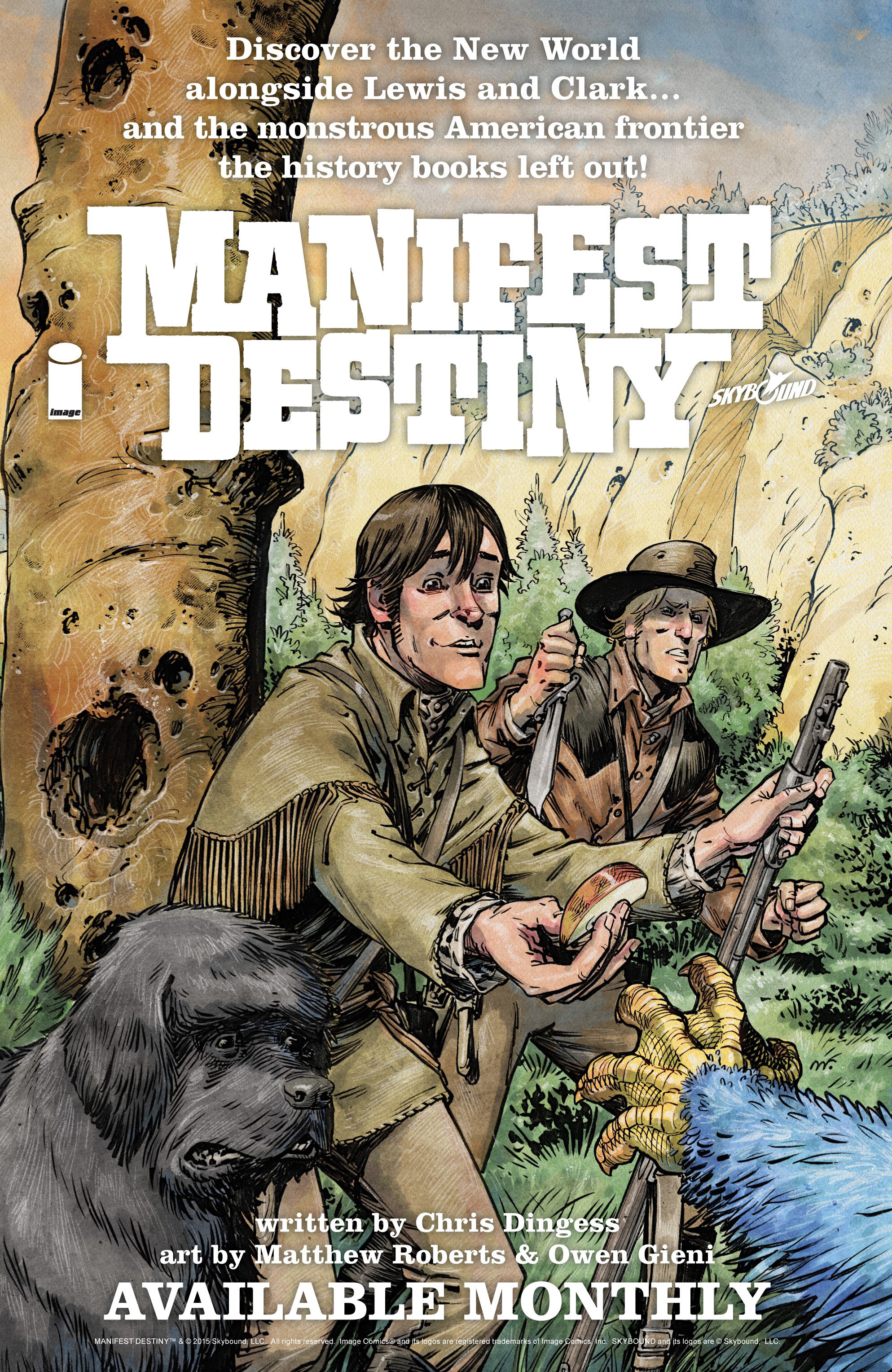 Manifest Destiny #_TPB_2 #42 - English 126