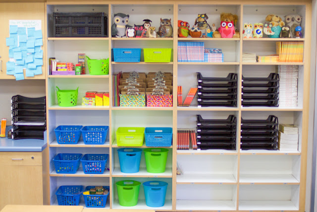 Classroom Storage Ideas : Classroom tour and ideas happily howards