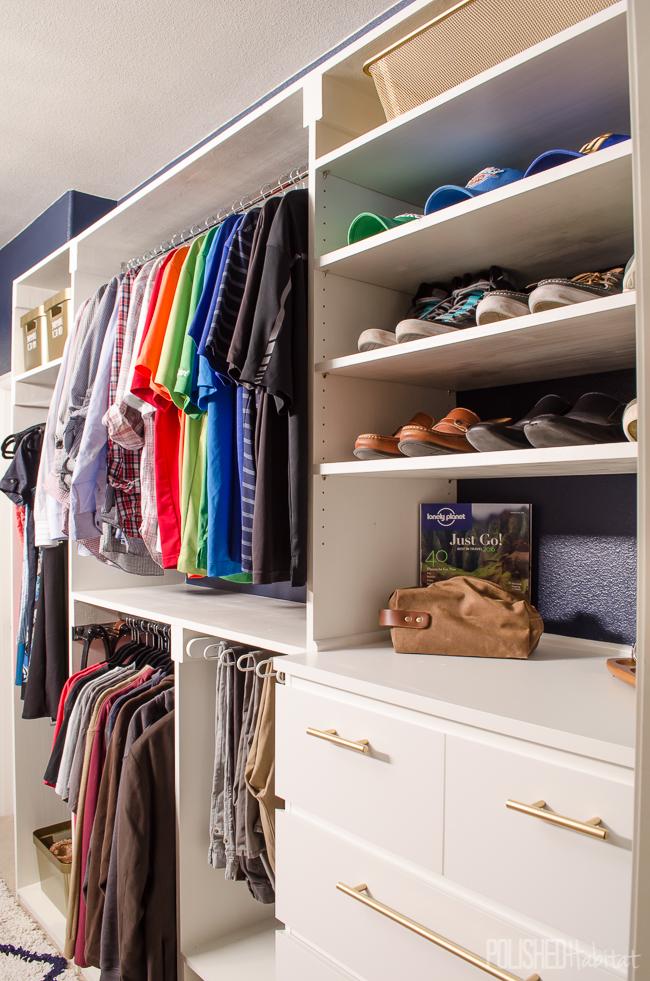Come Organizzare Il Proprio Guardaroba.24 Consigli Per Organizzare Il Guardaroba Come Professionisti Home
