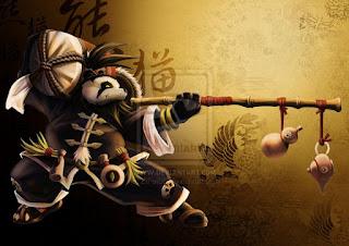 Pandaren Brewmaster Dota 2