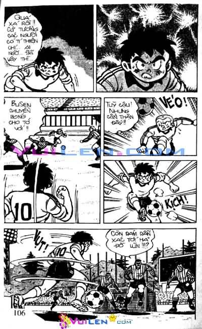 Jindodinho - Đường Dẫn Đến Khung Thành III  Tập 19 page 106 Congtruyen24h