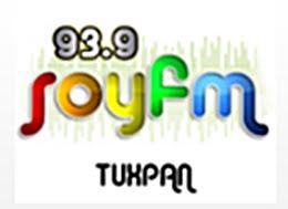 93.9 Soy FM Tuxpan