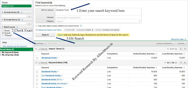Ultimate Keyword Research Guide For Bloggers