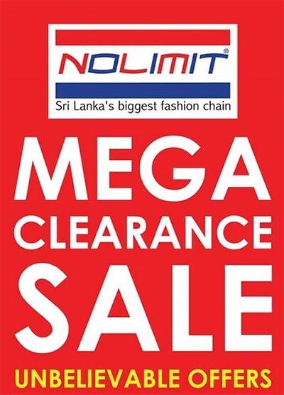 Nolimit Mega Clearance Sale