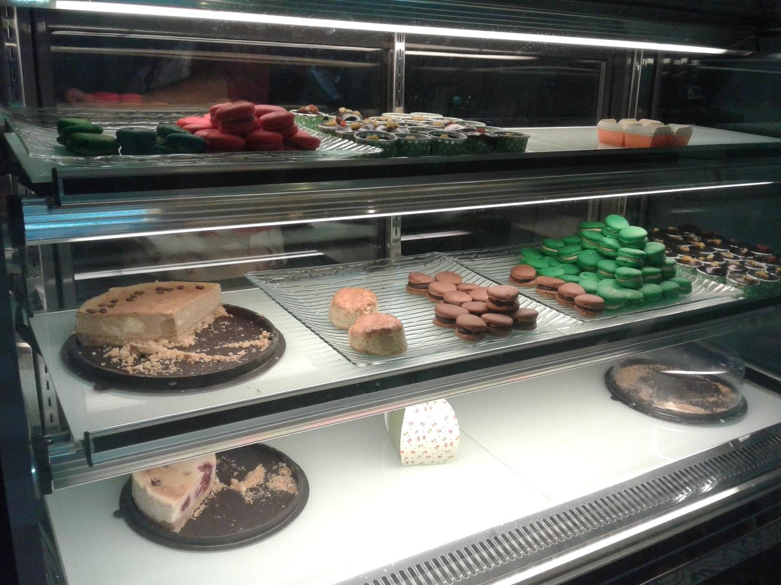 Maraschino Cafe Kota Bharu Menu