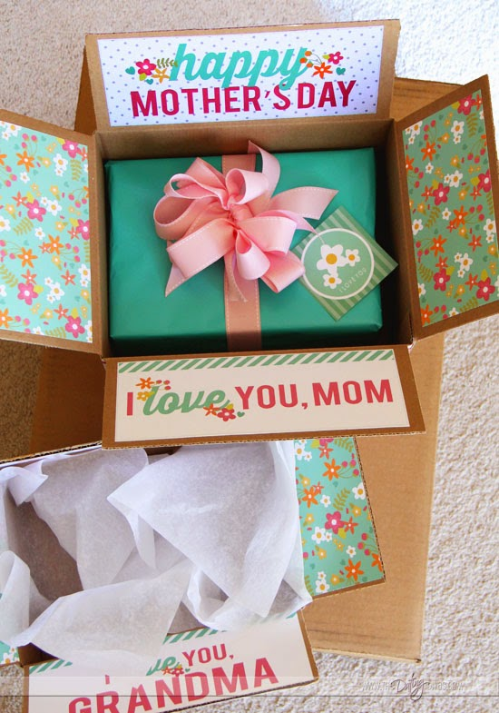care package printables