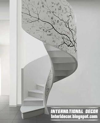 spiral staircase design interior stairs design Round, spiral staircase, interior stairs designs