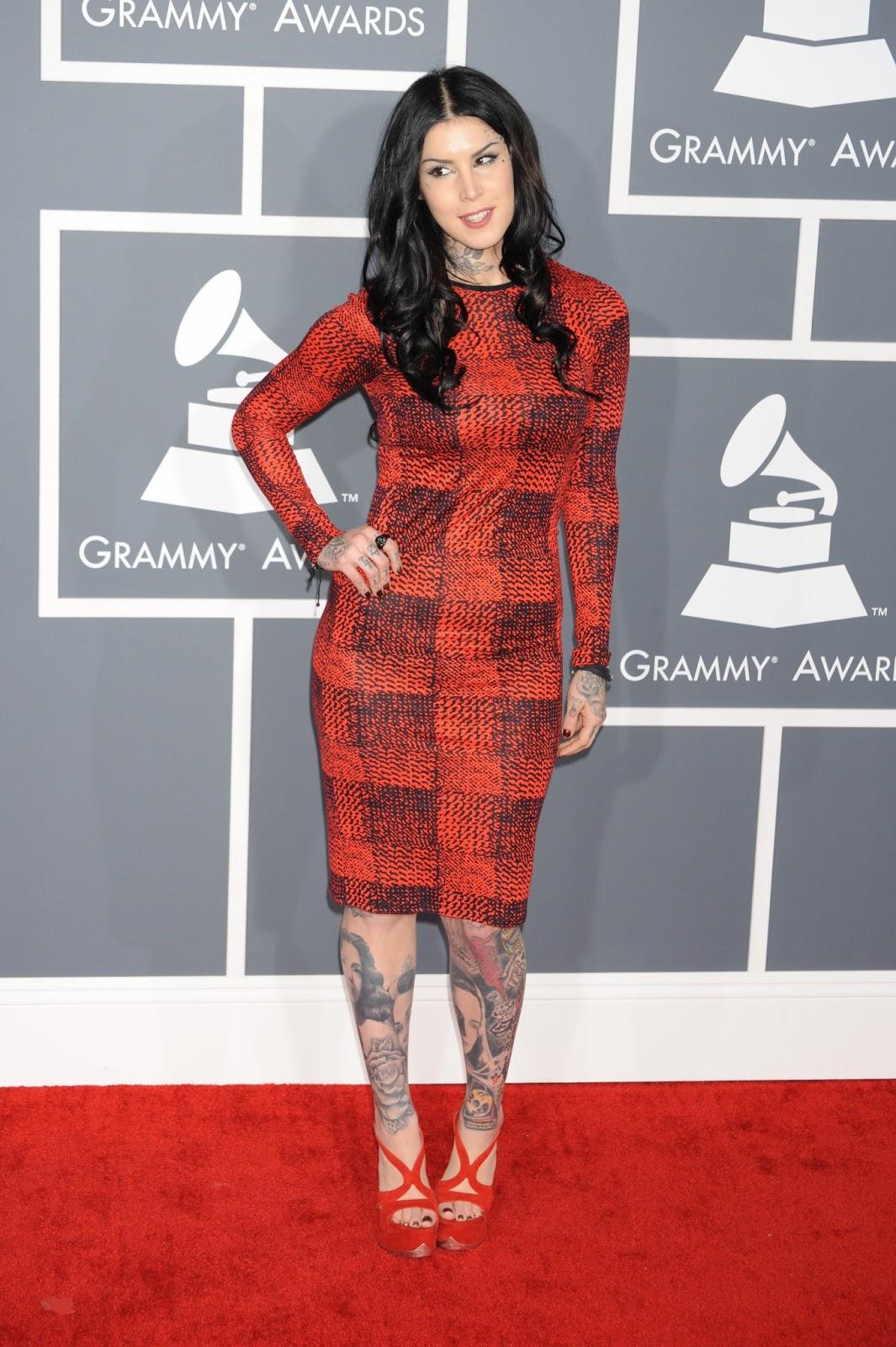 Fashion Style Grammy Awards 2013