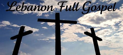 Lebanon Full Gospel