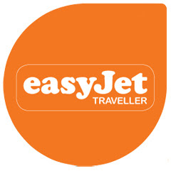 Nick in Easyjet Traveller