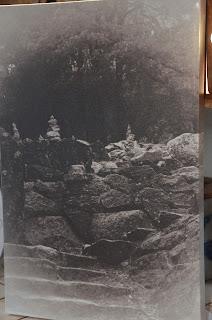 Yosemite rock photo