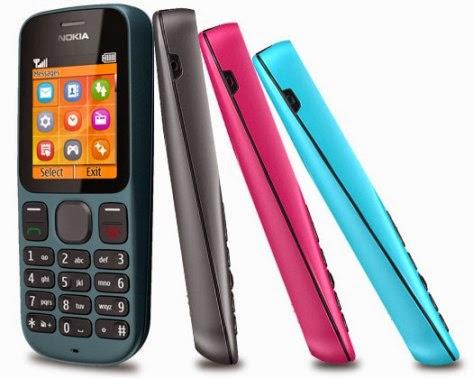 Daftar Harga Handphone Nokia di Bawah 500 Ribu - Nokia 100