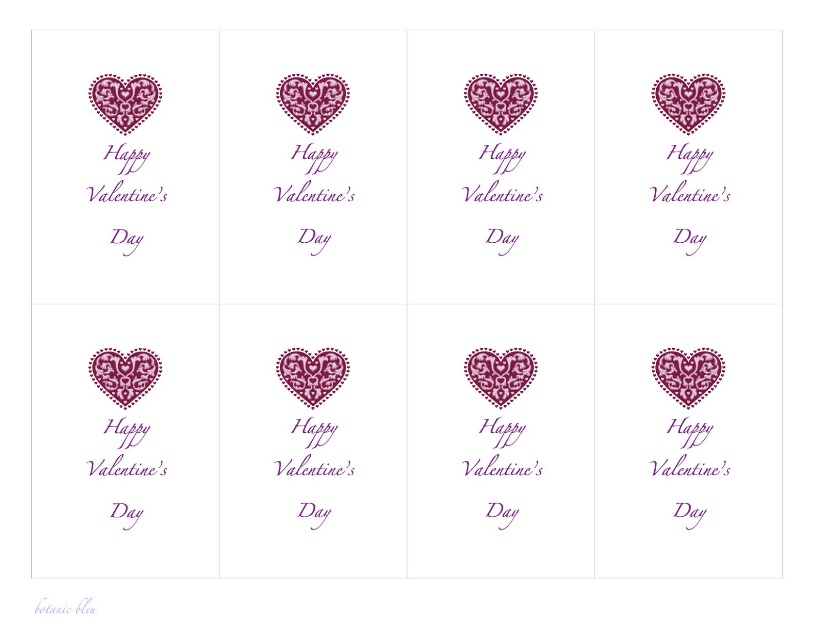It is a photo of Sizzling Valentines Day Card Template