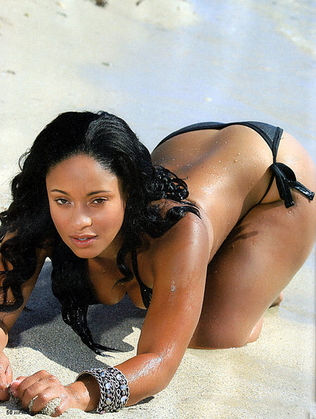 Tahiry Discusses Her Issues With Reality Television