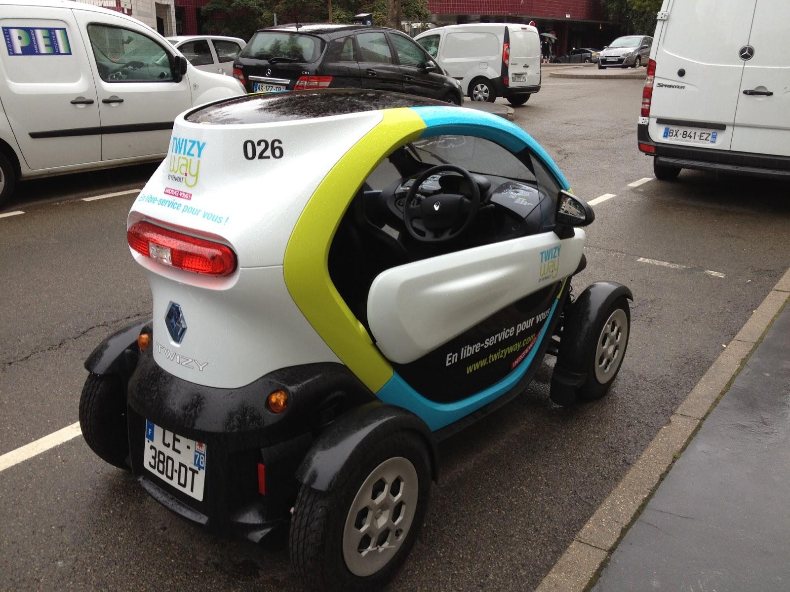 voiture du futur ecartec paris 2013 l autopartage reste. Black Bedroom Furniture Sets. Home Design Ideas