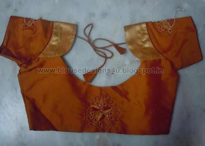 blouse designs catalogue 2014 pdf