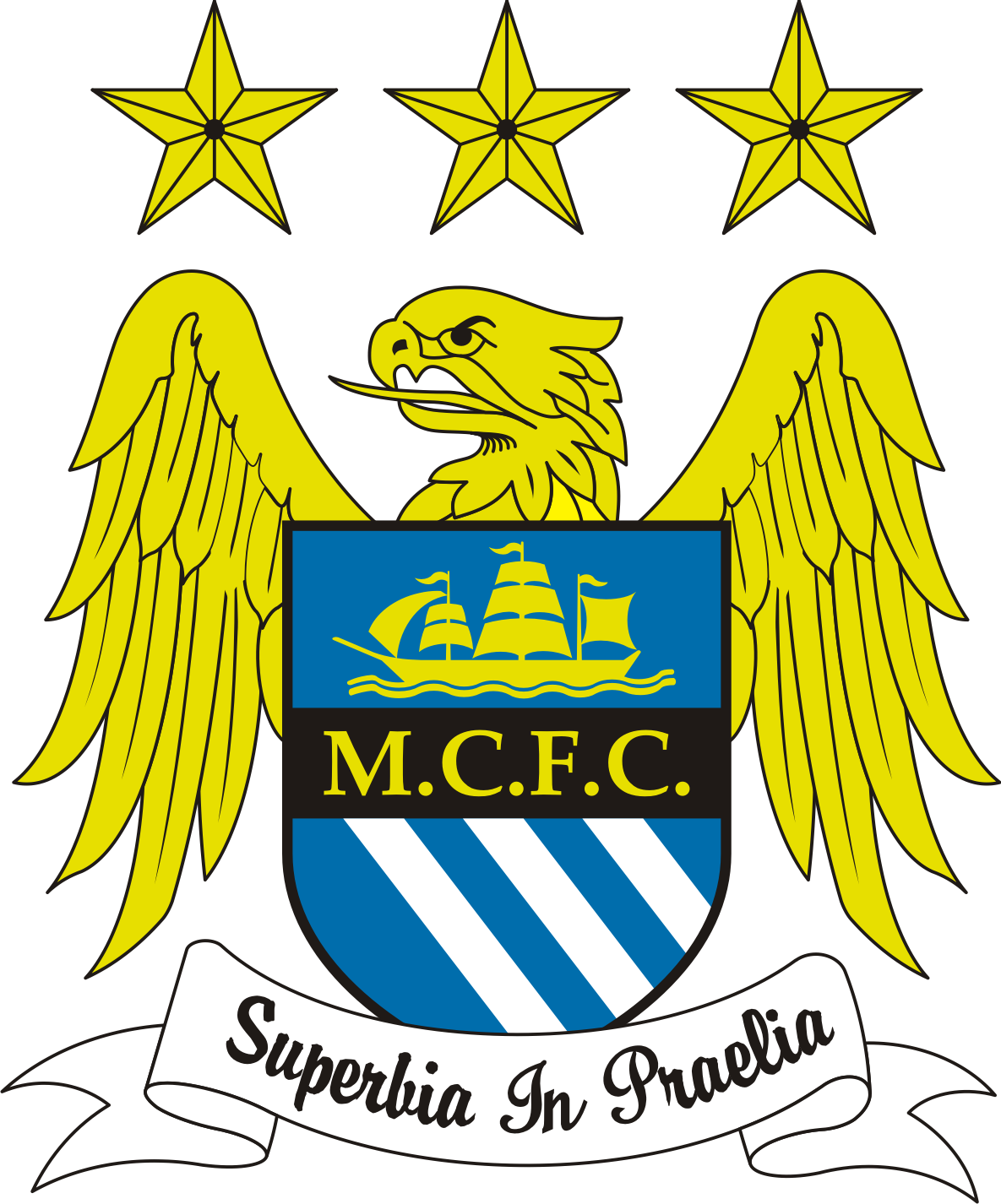 Logo Manchester City Football Club