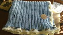 Handmade Baby And CrIb Blankets