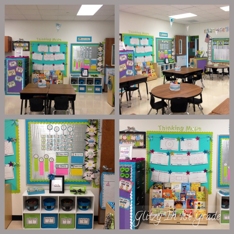 The gallery for fourth grade classroom decorating ideas for Classroom mural ideas