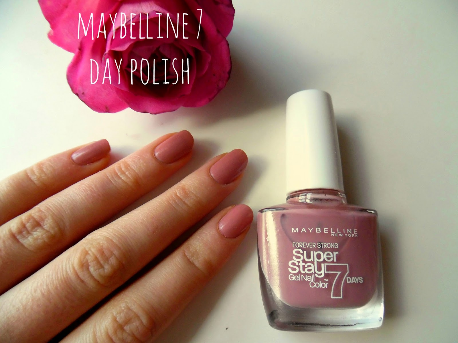 Product Review: Maybelline 7 Day Superstay Polish | Getting to Nomi