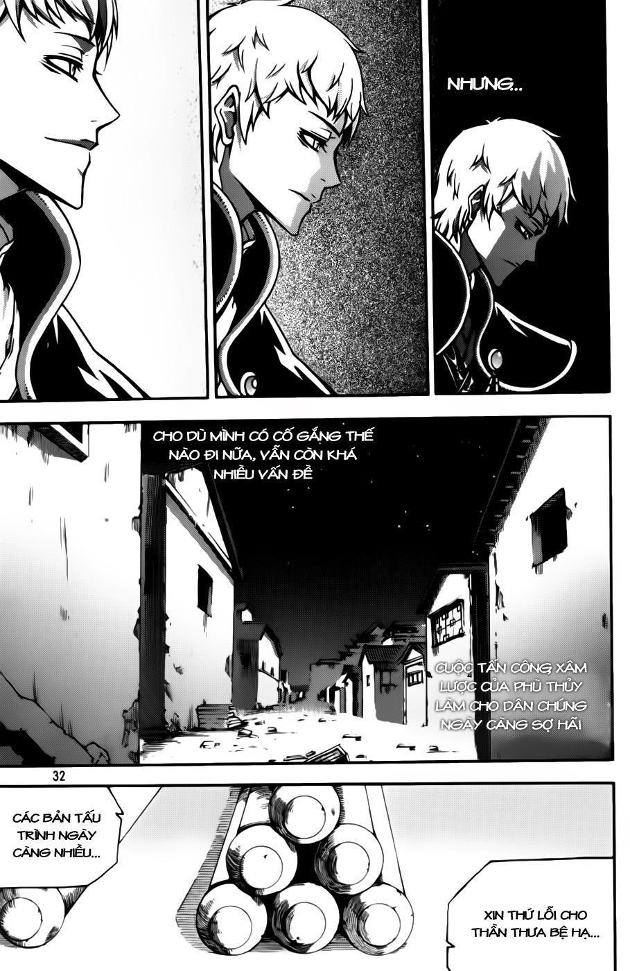 Witch Hunter – Thợ Săn Phù Thủy chap 60 page 9 - IZTruyenTranh.com