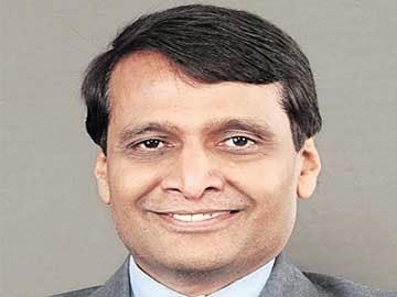 Central Minister Suresh Prabhu