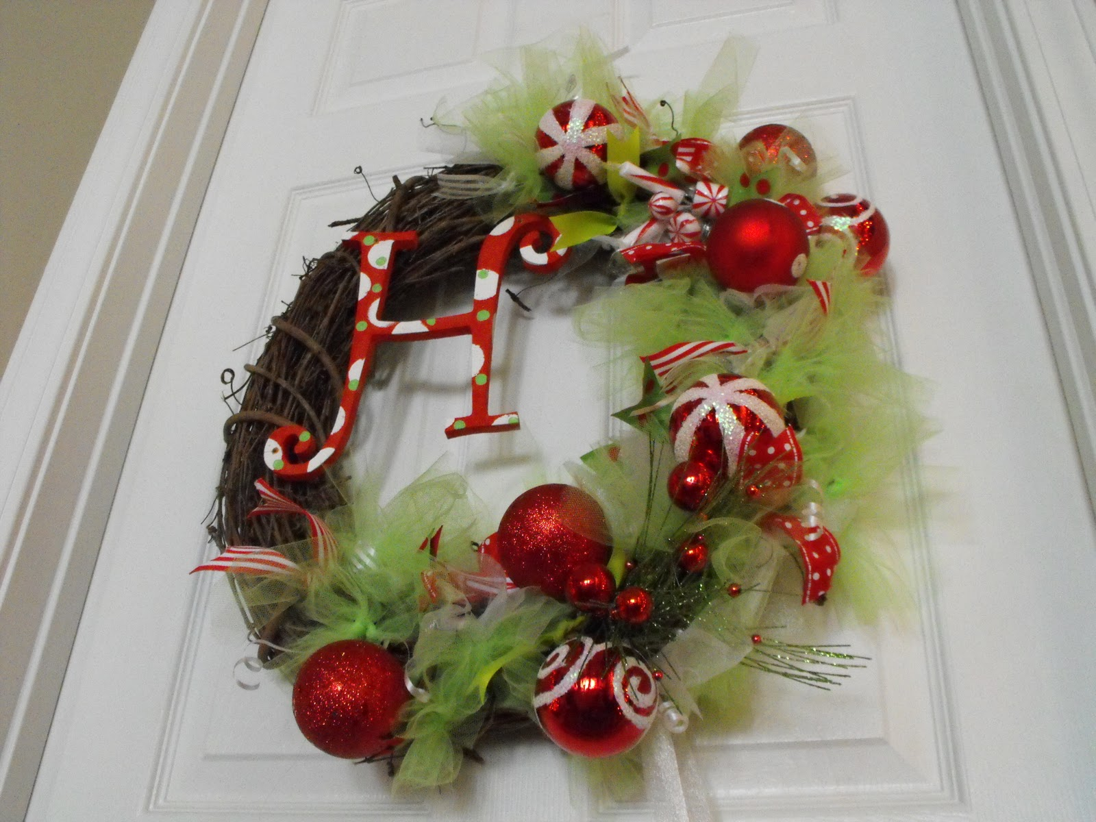 Susie Harris: DIY Christmas Wreath