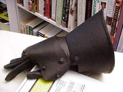 armor glove by Jon Sulivan; source: http://www.public-domain-photos.com/