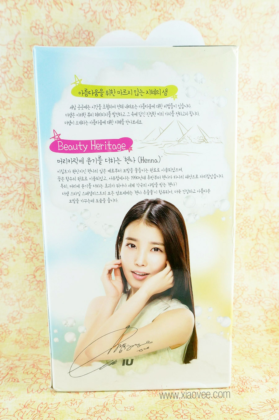 The Saem Style Specialist Easy Bubble Hair Coloring review, the saem hair coloring IU