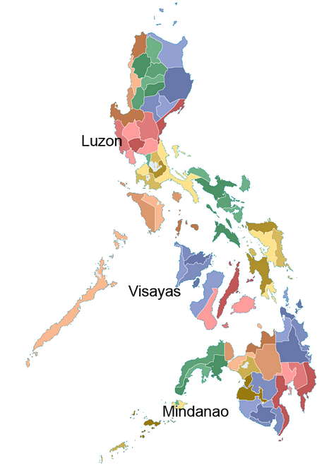 GeoHazard Map of the Philippines