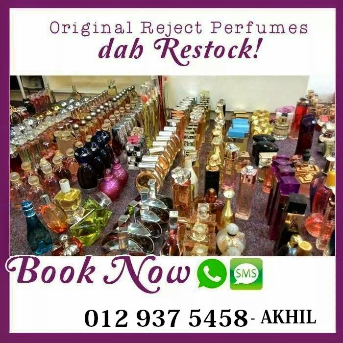 Perfume Ori Murah