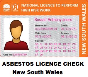 asbestos removalist ID