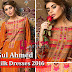 Gul Ahmed Silk Dresses 2016 For Girls | Gul Ahmed New Winter Fashion