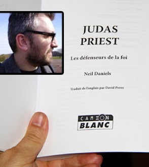 David Perez, traducteur litteraire