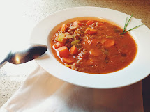 Food French Lentil Soup Barefoot Contessa Tasty